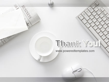Pure Business PowerPoint Template Slide 20