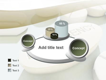 Emergency Tablet PowerPoint Template Slide 16