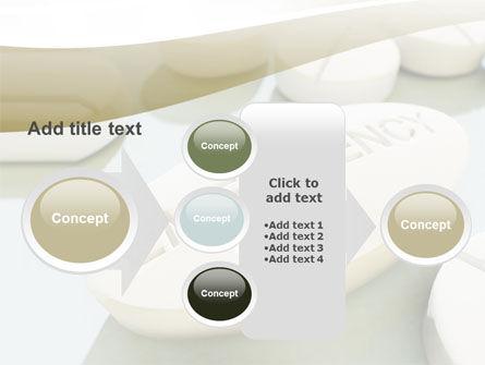 Emergency Tablet PowerPoint Template Slide 17