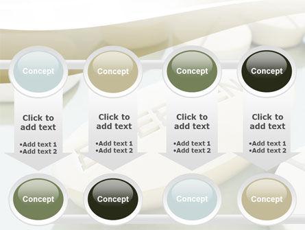 Emergency Tablet PowerPoint Template Slide 19