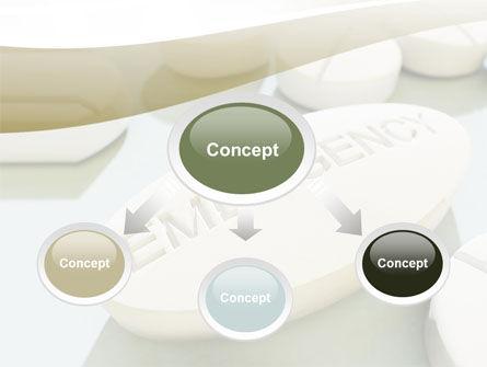 Emergency Tablet PowerPoint Template Slide 4