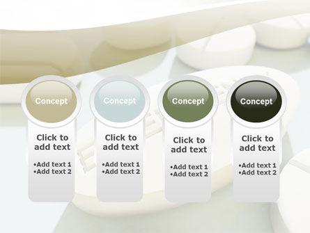 Emergency Tablet PowerPoint Template Slide 5