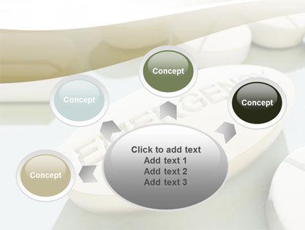 Emergency Tablet PowerPoint Template Slide 7