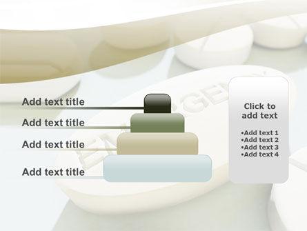 Emergency Tablet PowerPoint Template Slide 8