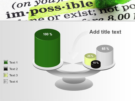To Make It Possible PowerPoint Template Slide 10