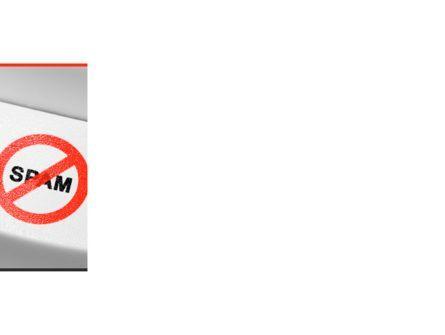 Anti Spam Defense PowerPoint Template, Slide 3, 09891, Computers — PoweredTemplate.com