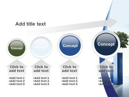 Growing Histogram PowerPoint Template Slide 13