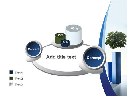 Growing Histogram PowerPoint Template Slide 16