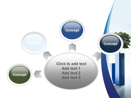 Growing Histogram PowerPoint Template Slide 7
