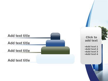 Growing Histogram PowerPoint Template Slide 8