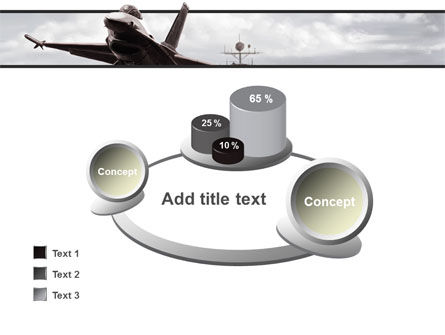 General Dynamics F-16 Fighting Falcon Starting With The Carrier PowerPoint Template Slide 16