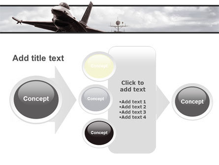General Dynamics F-16 Fighting Falcon Starting With The Carrier PowerPoint Template Slide 17
