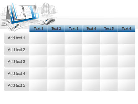 Electronic Calendar PowerPoint Template Slide 15