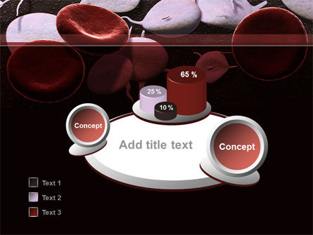 Red And White Blood Cells PowerPoint Template Slide 6