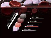 Red And White Blood Cells PowerPoint Template#14