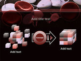 Red And White Blood Cells PowerPoint Template#17