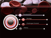 Red And White Blood Cells PowerPoint Template#3
