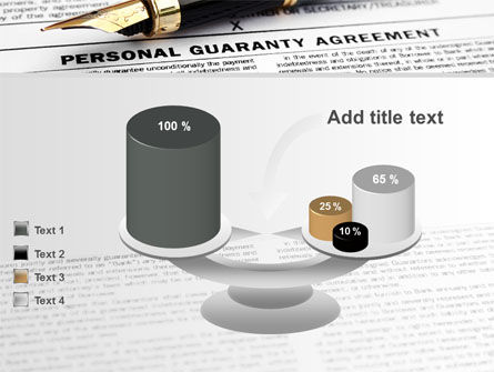 Personal Guaranty Agreement PowerPoint Template Slide 10