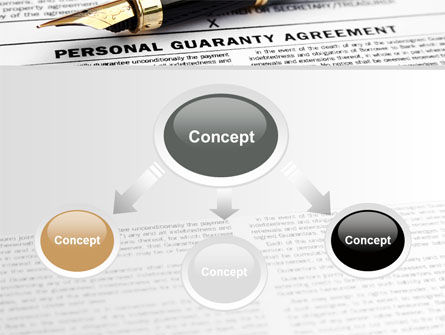 Personal Guaranty Agreement PowerPoint Template Slide 4