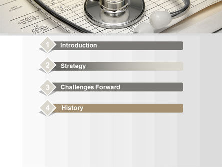 Doctor Accessories PowerPoint Template, Slide 3, 09940, Medical — PoweredTemplate.com
