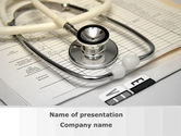 Medical: Doctor Accessories PowerPoint Template #09940