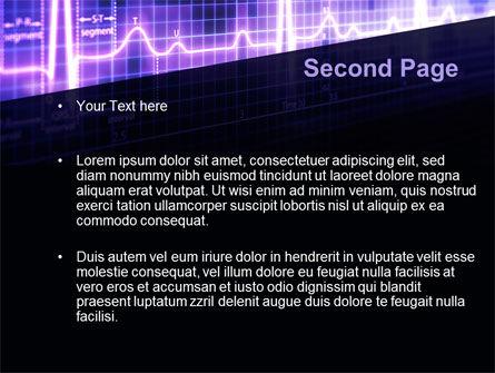 Analysis Of Oscilloscope Traces PowerPoint Template, Slide 2, 09943, Medical — PoweredTemplate.com