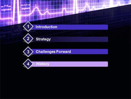 Analysis Of Oscilloscope Traces PowerPoint Template, Slide 3, 09943, Medical — PoweredTemplate.com
