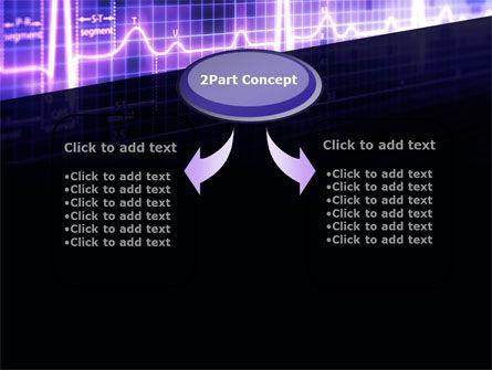 Analysis Of Oscilloscope Traces PowerPoint Template, Slide 4, 09943, Medical — PoweredTemplate.com