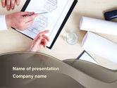 Construction: Modèle PowerPoint de cottage draft discussion #09944