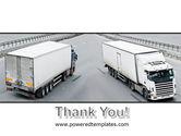 Cargo Traffic PowerPoint Template#20
