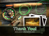 Fishing Tackle PowerPoint Template#20