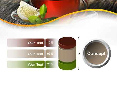 Two Cups Of Tea PowerPoint Template Slide 11