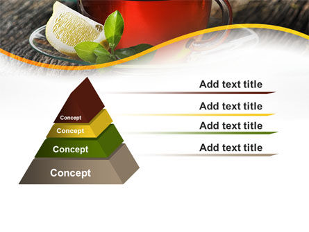 Two Cups Of Tea PowerPoint Template Slide 12