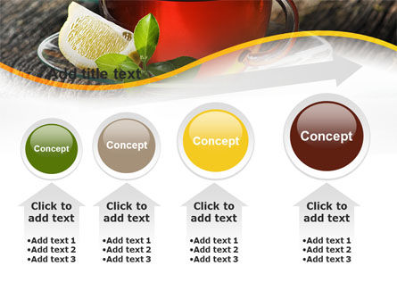 Two Cups Of Tea PowerPoint Template Slide 13