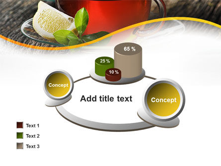Two Cups Of Tea PowerPoint Template Slide 16