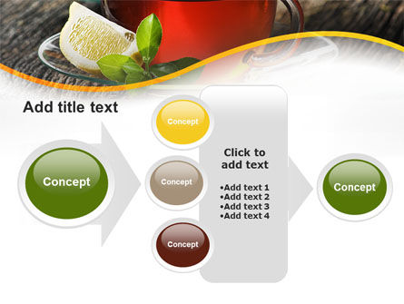 Two Cups Of Tea PowerPoint Template Slide 17