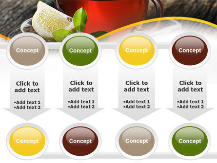 Two Cups Of Tea PowerPoint Template Slide 18