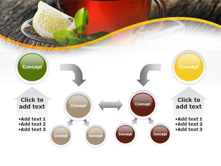 Two Cups Of Tea PowerPoint Template Slide 19