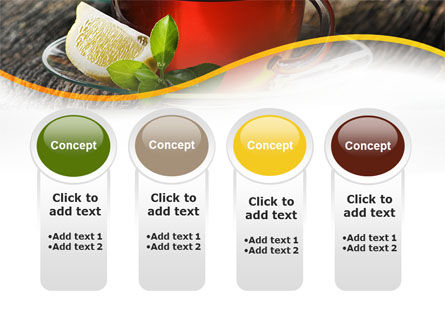 Two Cups Of Tea PowerPoint Template Slide 5