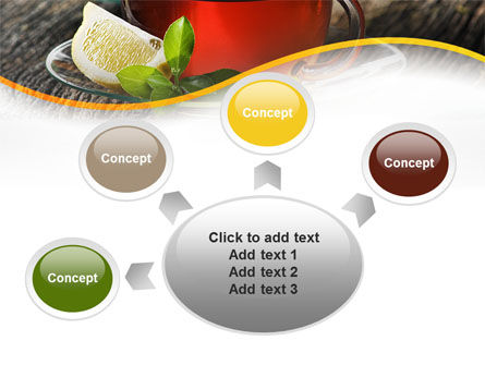 Two Cups Of Tea PowerPoint Template Slide 7