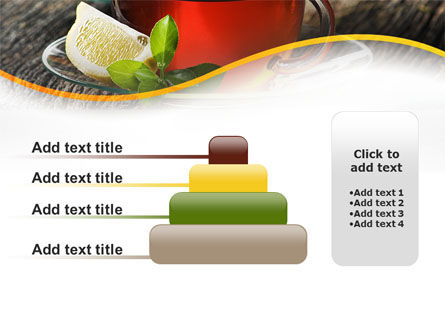 Two Cups Of Tea PowerPoint Template Slide 8