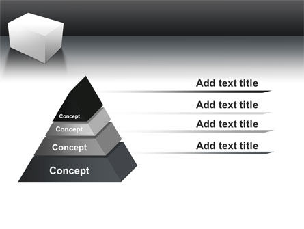 Parallelepiped PowerPoint Template Slide 12