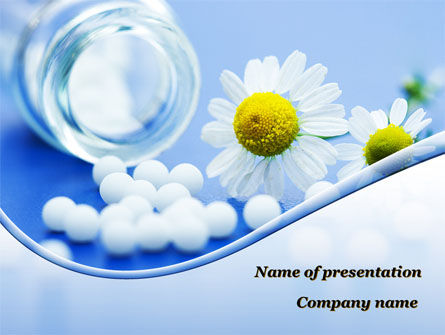 Household Chemistry PowerPoint Template