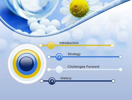 Household Chemistry Powerpoint Template Backgrounds