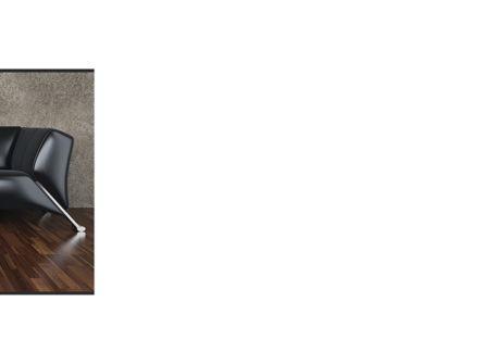 Sofa PowerPoint Template, Slide 3, 09963, Business Concepts — PoweredTemplate.com