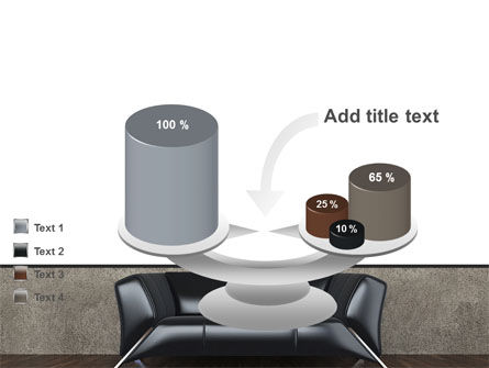 Sofa PowerPoint Template Slide 10