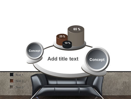 Sofa PowerPoint Template Slide 16