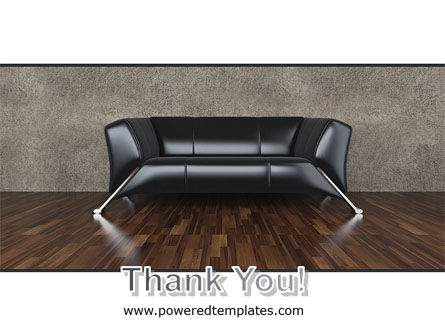 Sofa PowerPoint Template Slide 20