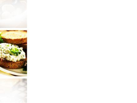 Durum Wheat Products PowerPoint Template, Slide 3, 09966, Food & Beverage — PoweredTemplate.com