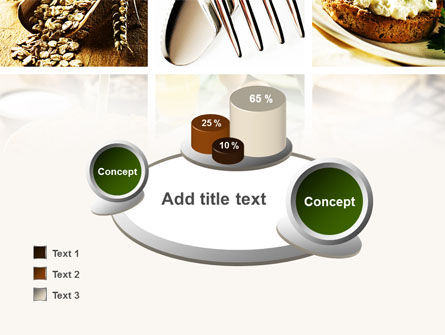 Durum Wheat Products PowerPoint Template Slide 16